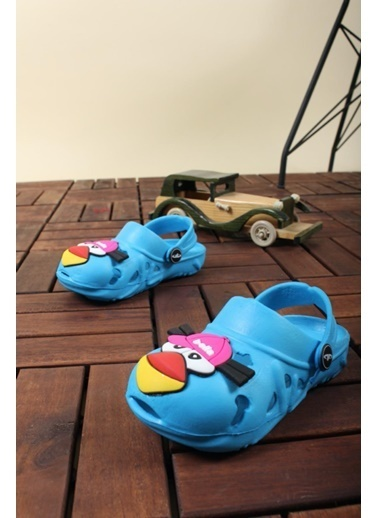 Oksit Bella Bird Bebek Çocuk Unisex Sandalet Turkuaz